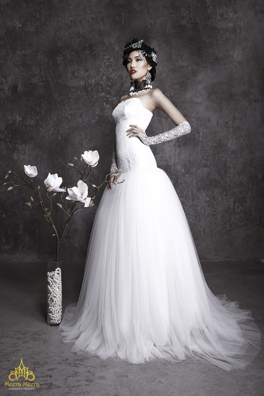 Our Latest Wedding Dress Collection- Meera Meera Fall 2013 | My City ...
